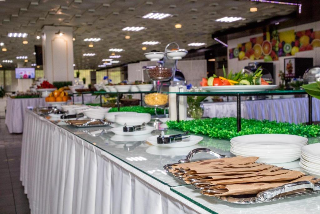 Ресторан / где поесть в Гранд Отель «Жемчужина»