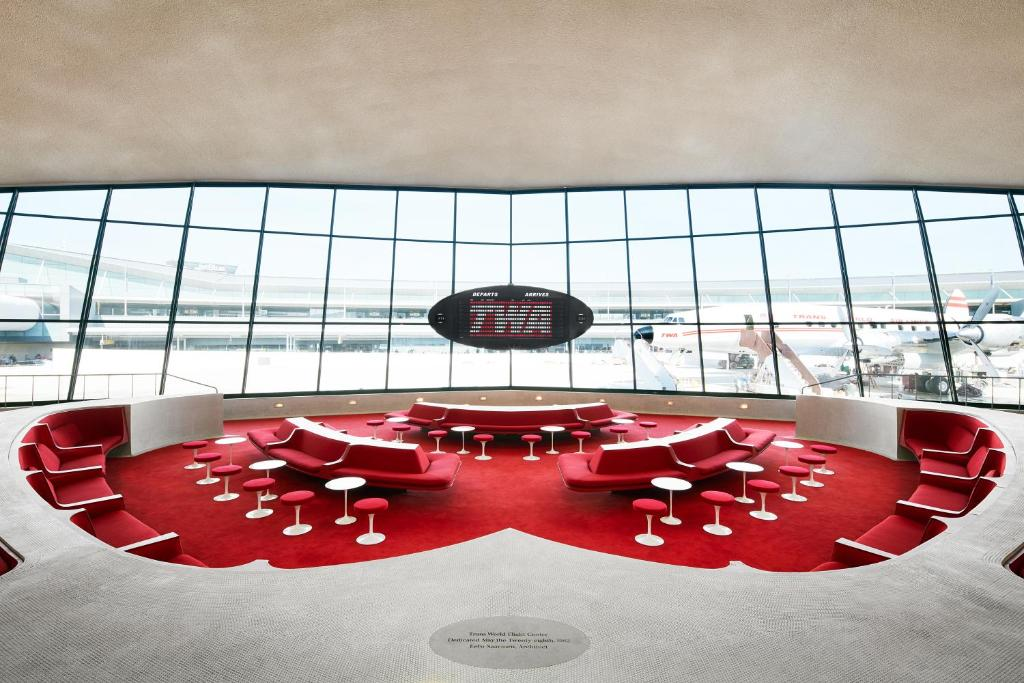 TWA Hotel New York JFK, Mai 2019