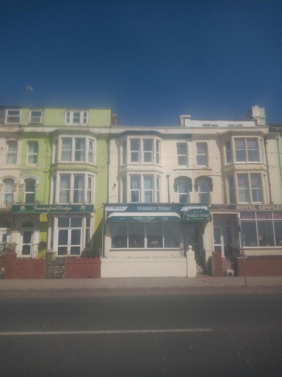 Wallace Hotel in Blackpool, Lancashire, England
