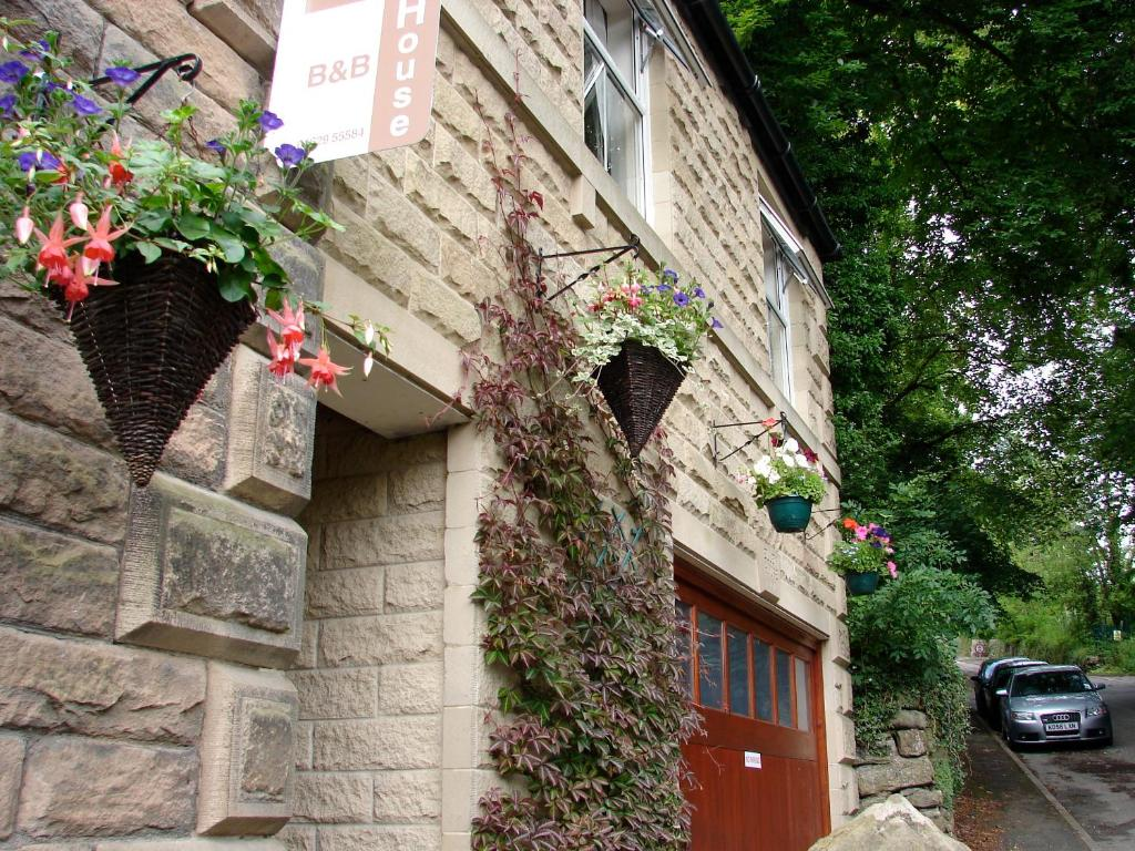 Ellen House Bed and Breakfast in Matlock, Derbyshire, England