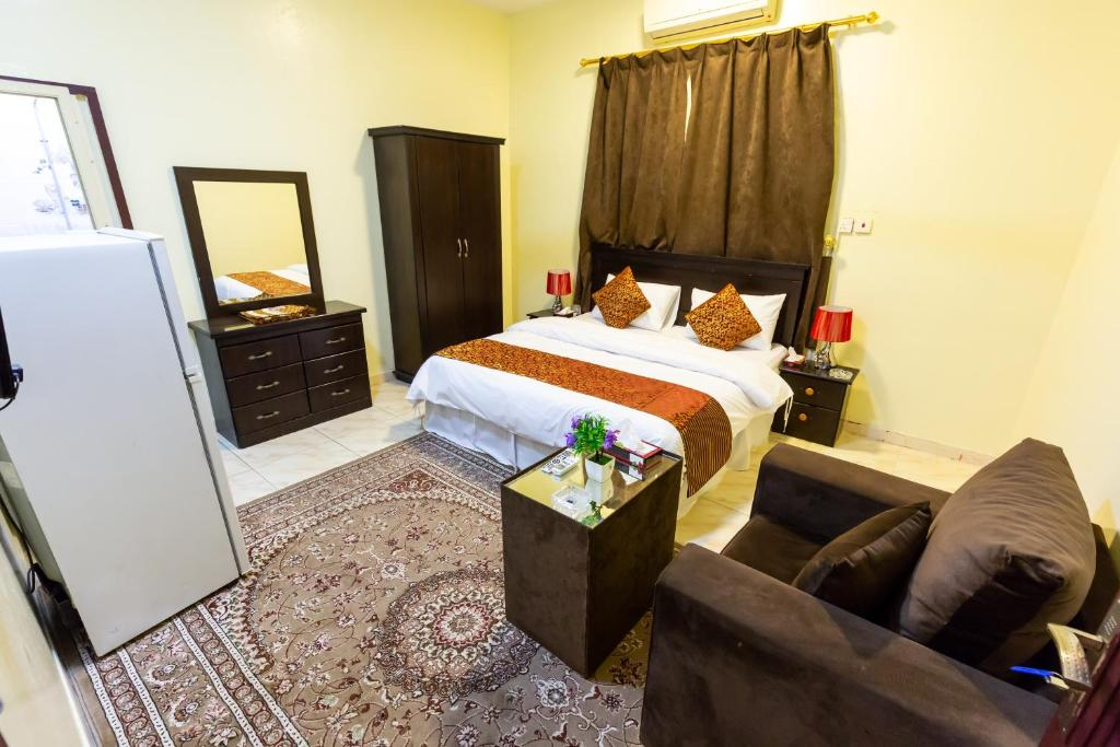 العييري للوحدات السكنية المفروشة - الباحة 4 (السعودية الباحة) - Booking.com