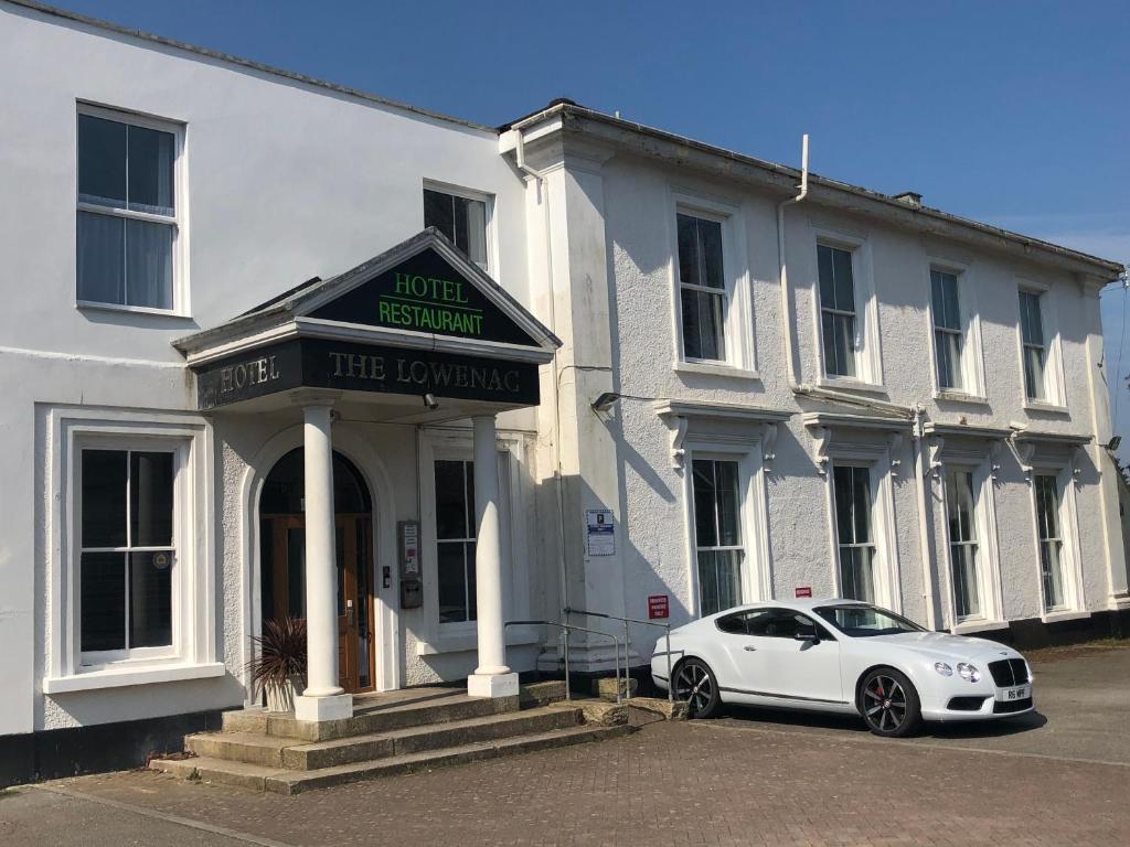 Lowenac Hotel in Camborne, Cornwall, England