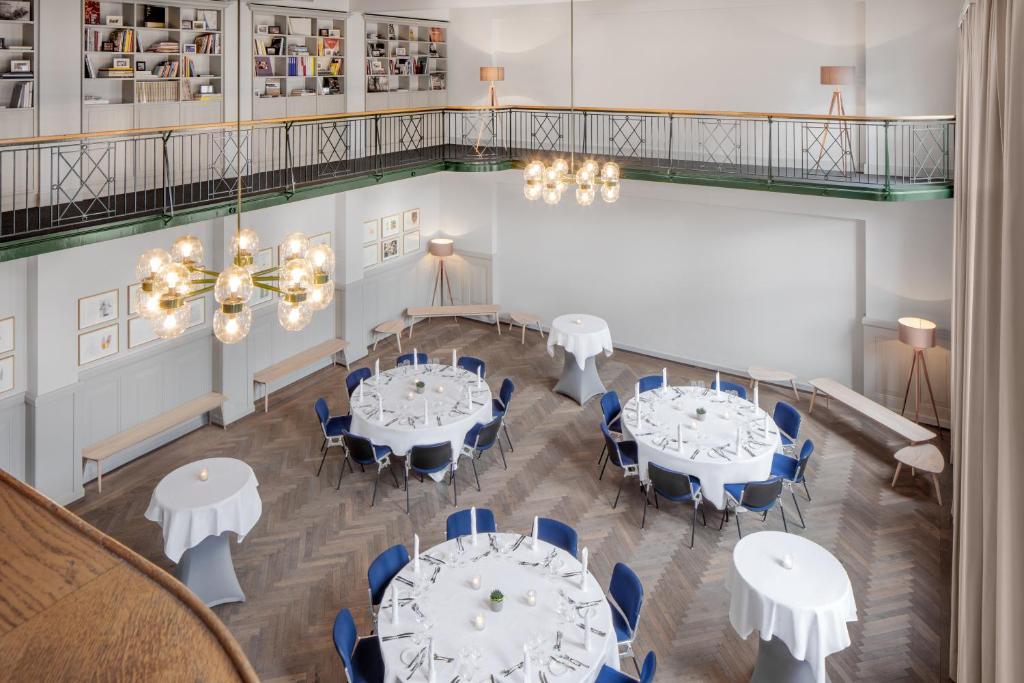 Volkshaus Basel Hotel, März 2021