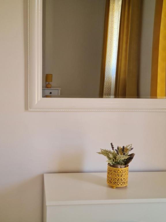 A bathroom at Apartments Marijan