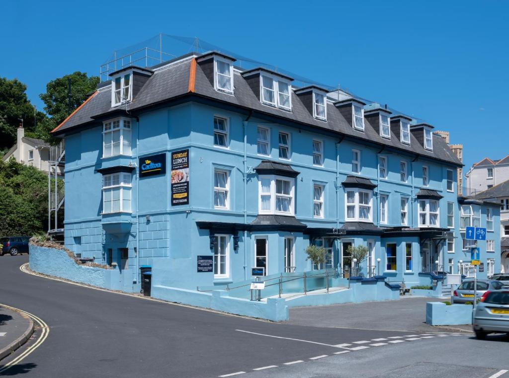Carlton Hotel in Ilfracombe, Devon, England