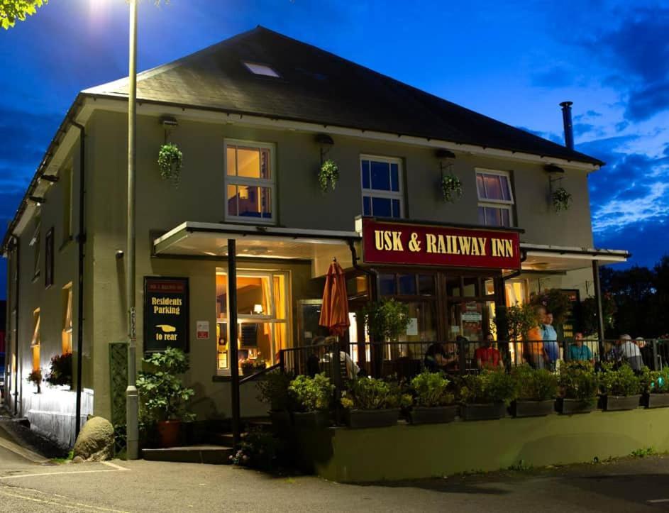 Usk And Railway Inn in Sennybridge, Powys, Wales