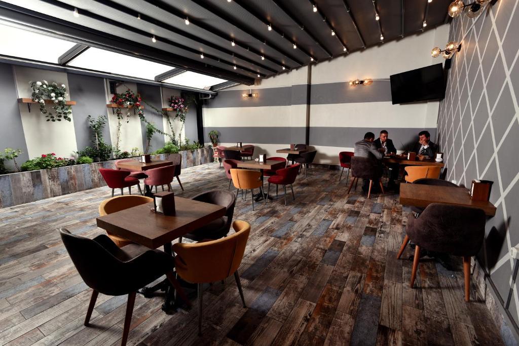 Ресторан / где поесть в Rays Otel