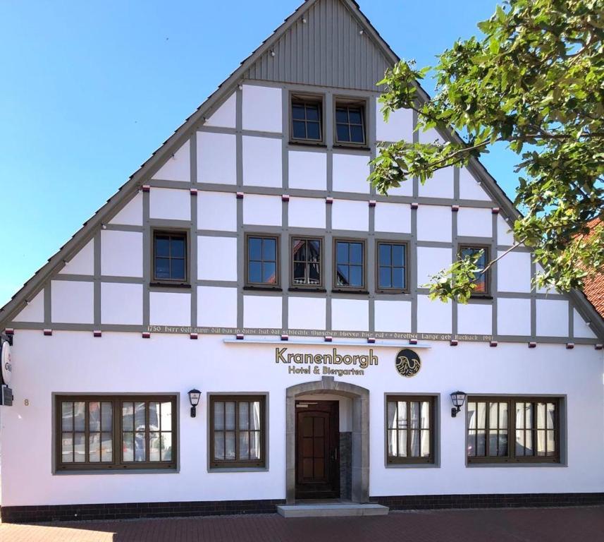 Hotel Kranenborgh Wunstorf, Juli 2020