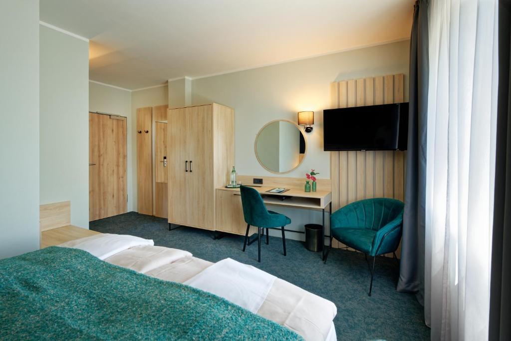 Stadthotel Borken, Mai 2020