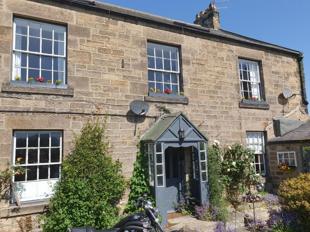 Laburnum Guest House at Bistro Englaze in Wylam, Northumberland, England