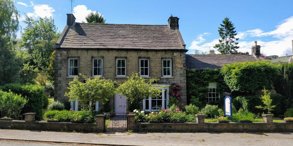Bank Villa in Masham, North Yorkshire, England