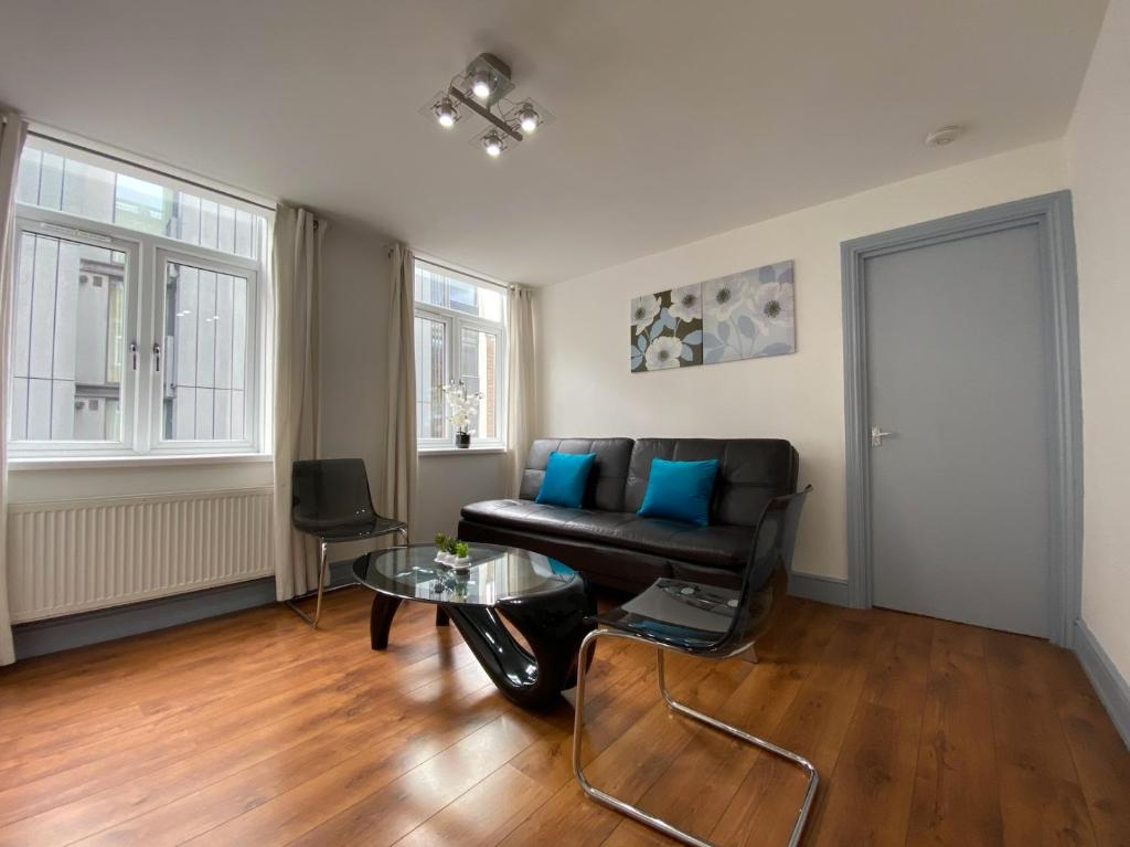 London Apartments Shoreditch in London, Greater London, England