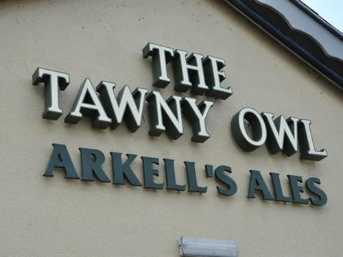 The Tawny Owl in Swindon, Wiltshire, England