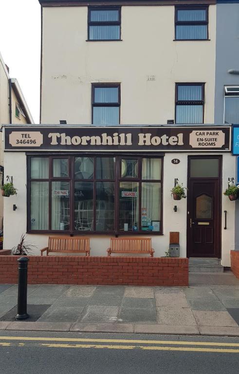 Thornhill Hotel in Blackpool, Lancashire, England