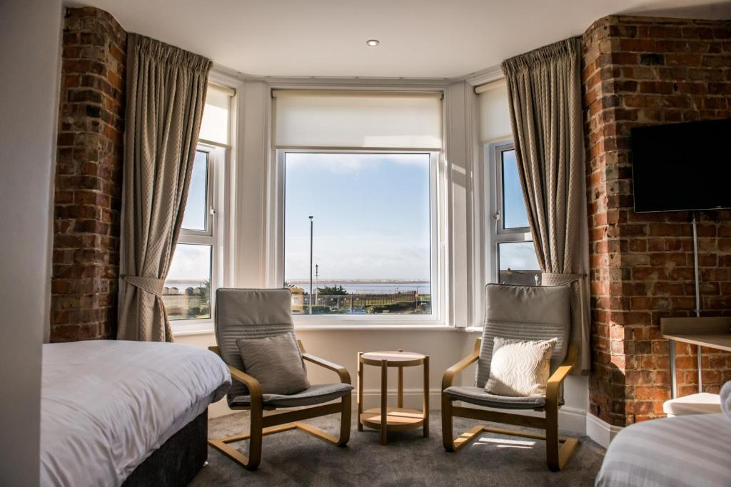 The Carlton Hotel in Lytham St Annes, Lancashire, England