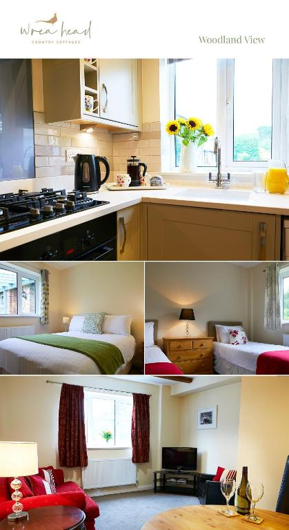 Wrea Head Country Cottages in Scarborough, North Yorkshire, England