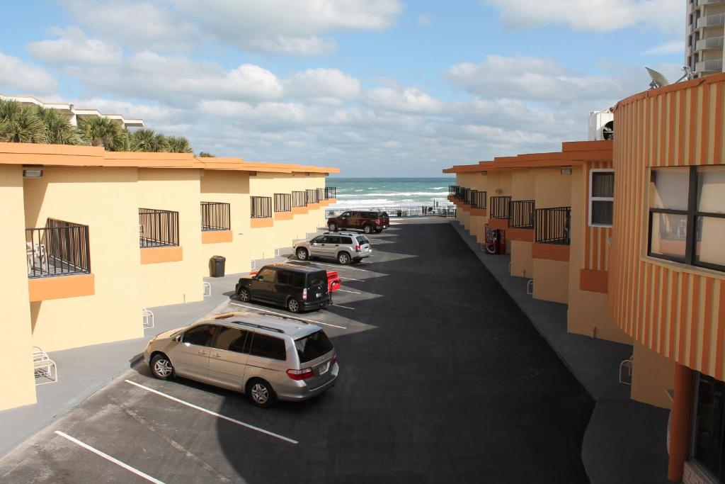 Grand Prix Motel Beach Front Daytona