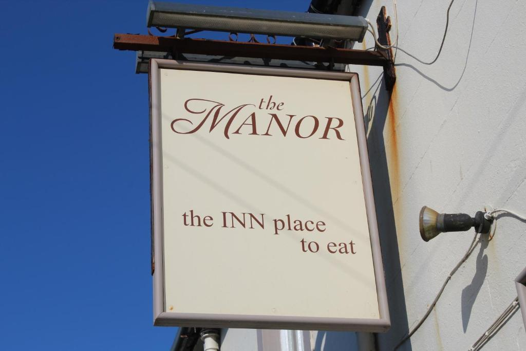 The Manor in St Bees, Cumbria, England