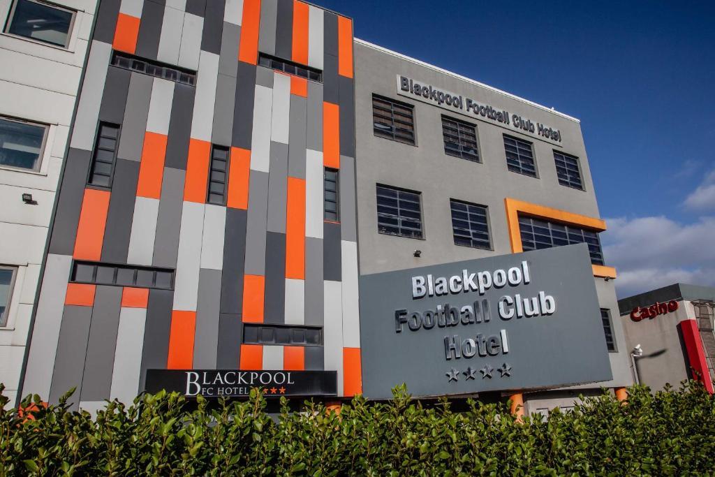 Blackpool FC Hotel in Blackpool, Lancashire, England