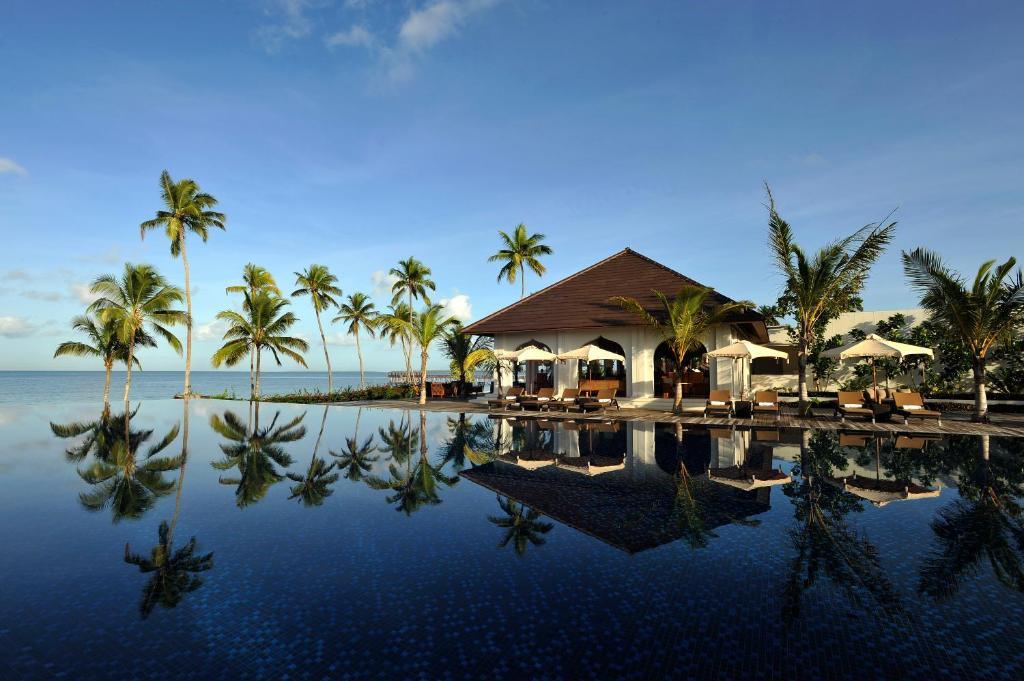 Piscina di The Residence Zanzibar o nelle vicinanze
