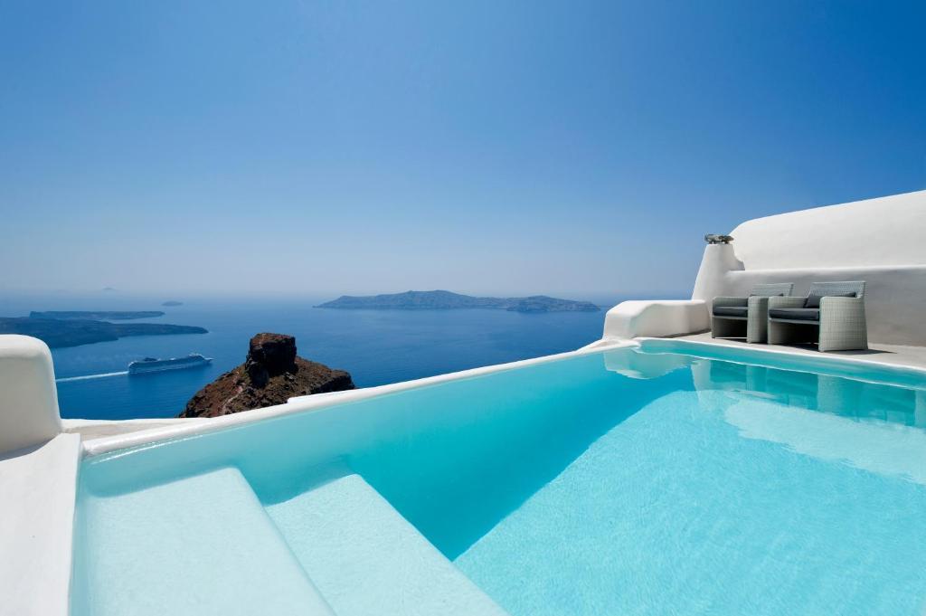 Kapari Natural Resort Imerovigli Greece Booking Com
