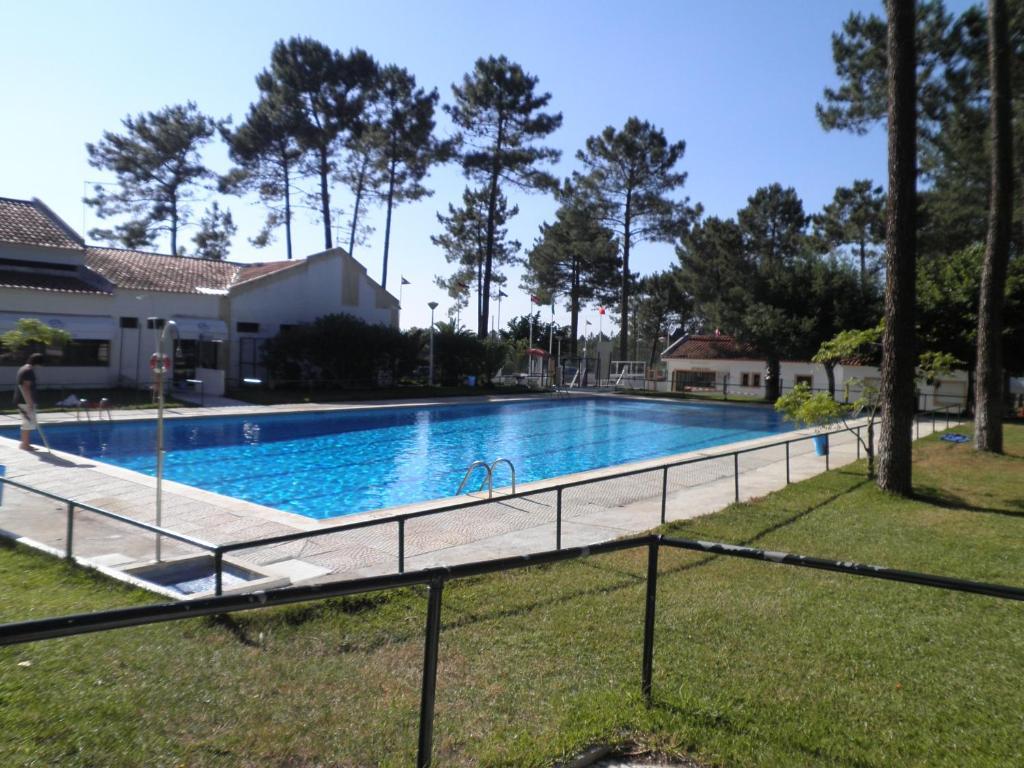 The swimming pool at or near Campigir Valbom