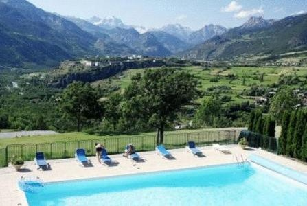 Πισίνα στο ή κοντά στο La Bonne Auberge