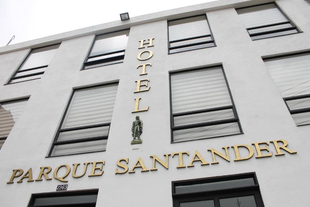 Hotel Parque Santander Tunja (Colombia Tunja) - Booking.com