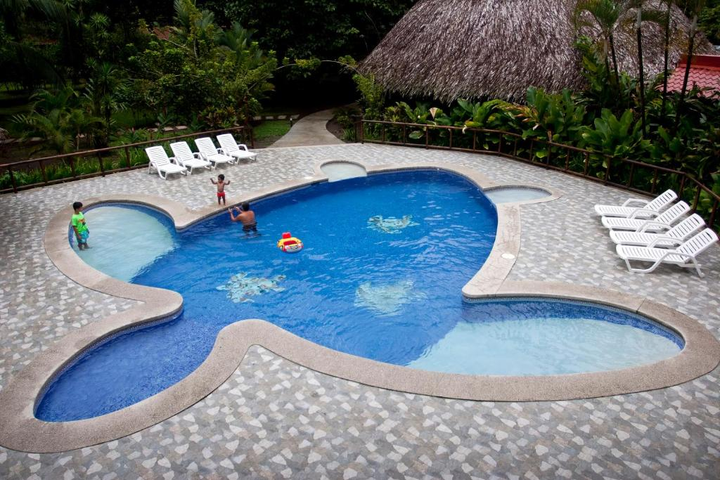 Turtle Beach Lodge Tortuguero Costa