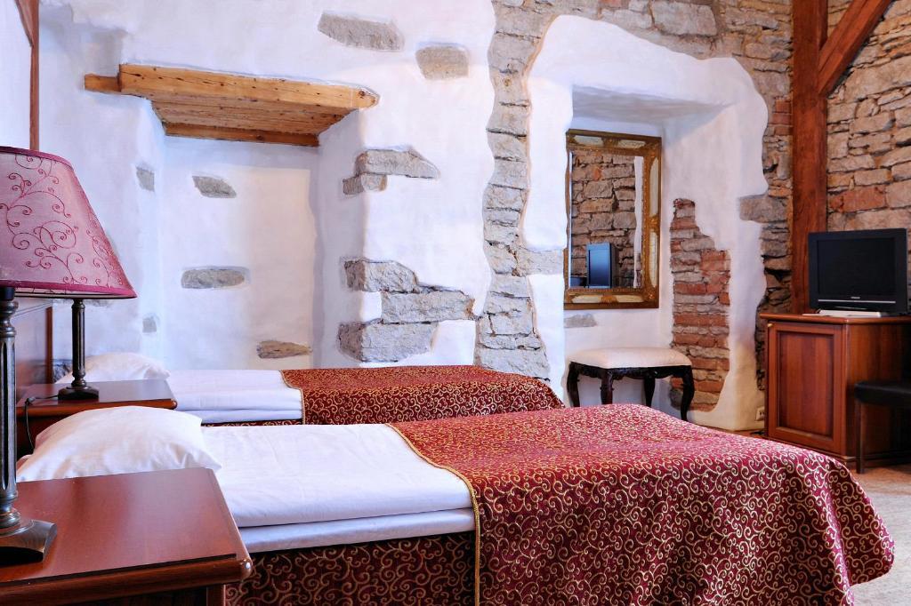 Lova arba lovos apgyvendinimo įstaigoje St.Olav Hotel