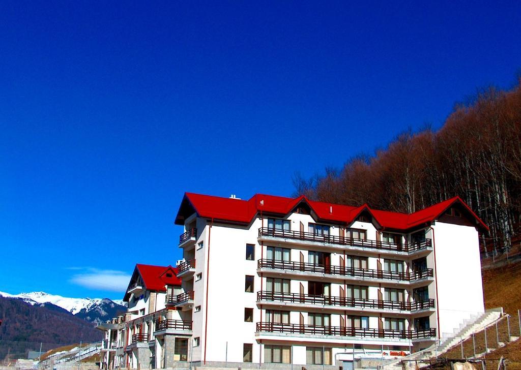 Hotel Floris iarna