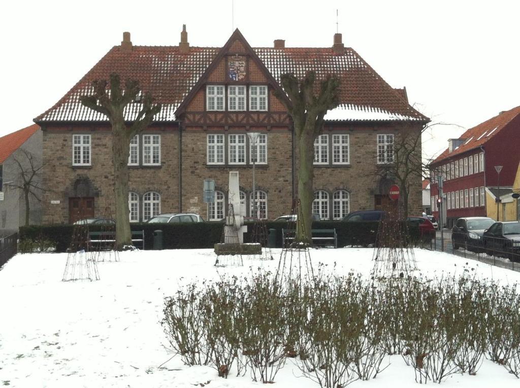 Hotel Posthuzed om vinteren
