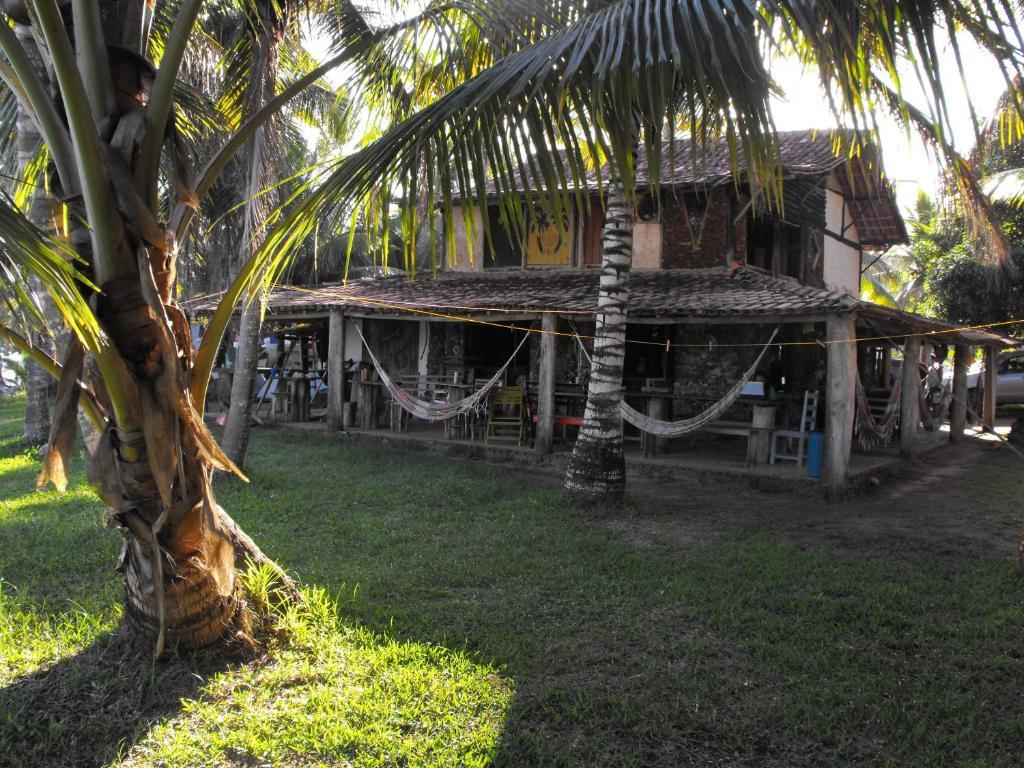 Tòa nhà nơi nhà trọ tọa lạc