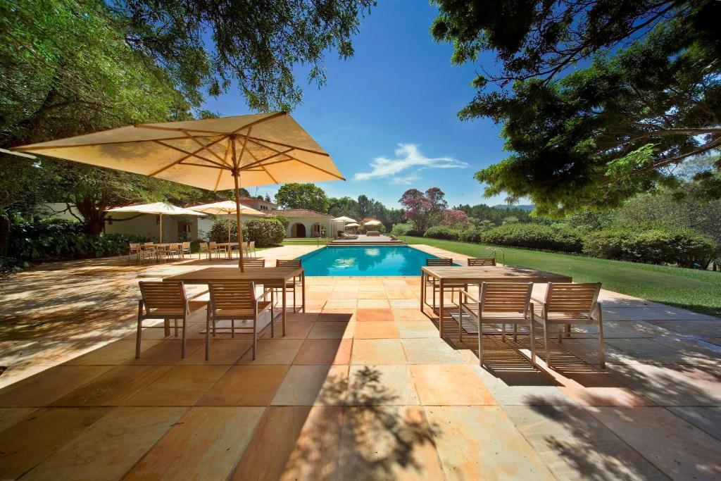 A piscina localizada em Garden Hill Hotel e Golfe ou nos arredores