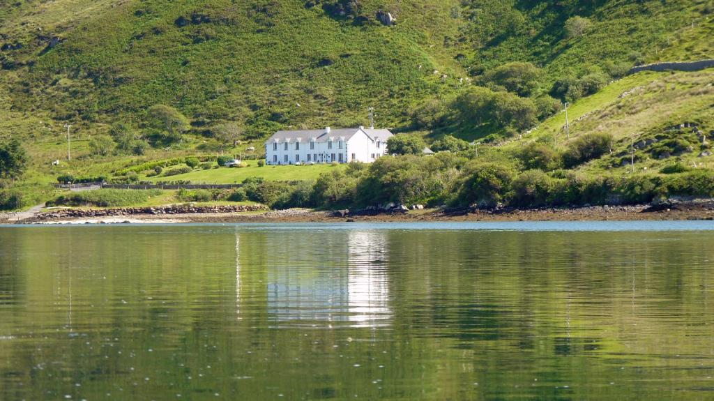 Abbeyglen Castle Hotel 4 Star Luxury Hotel in Clifden