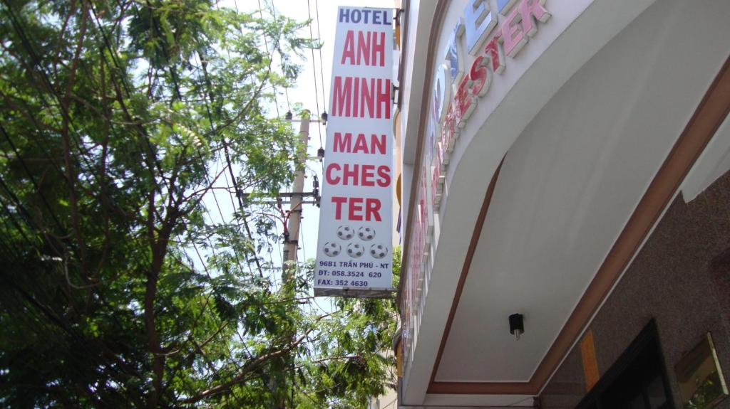 Anh Minh - Manchester Hotel
