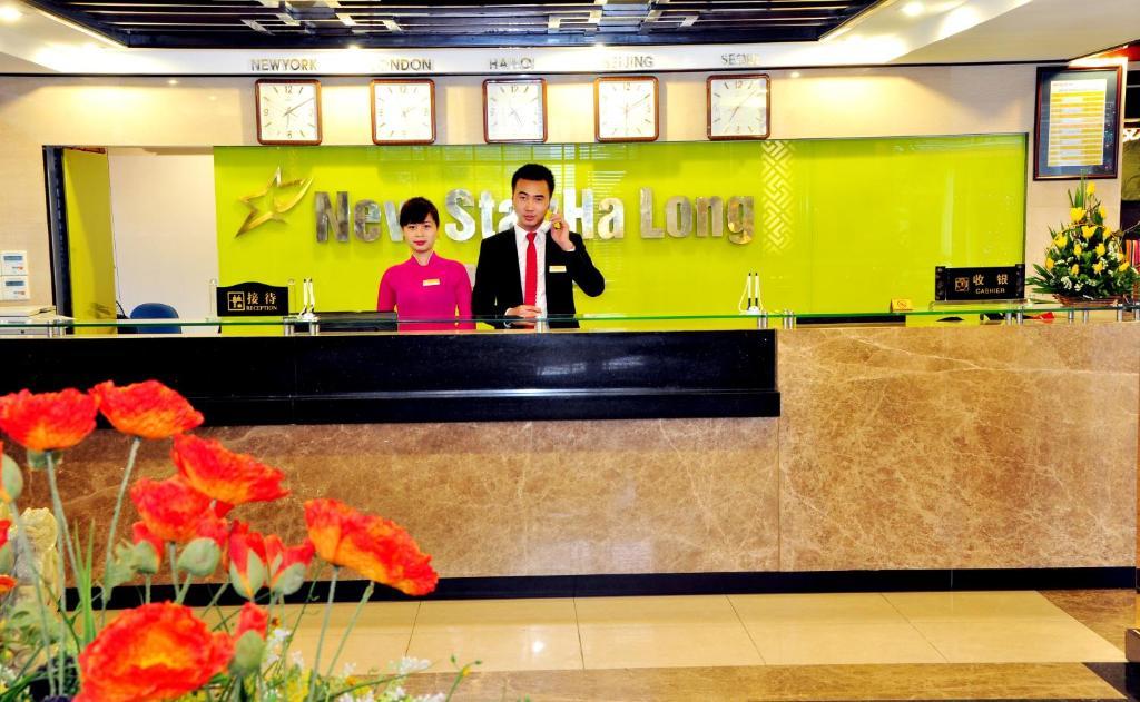 Khách sạn New Star Ha Long