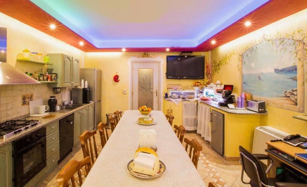 Ristorante o altro punto ristoro di Elisart Guest House