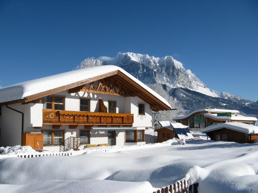 Appartements Schneezauber durante l'inverno