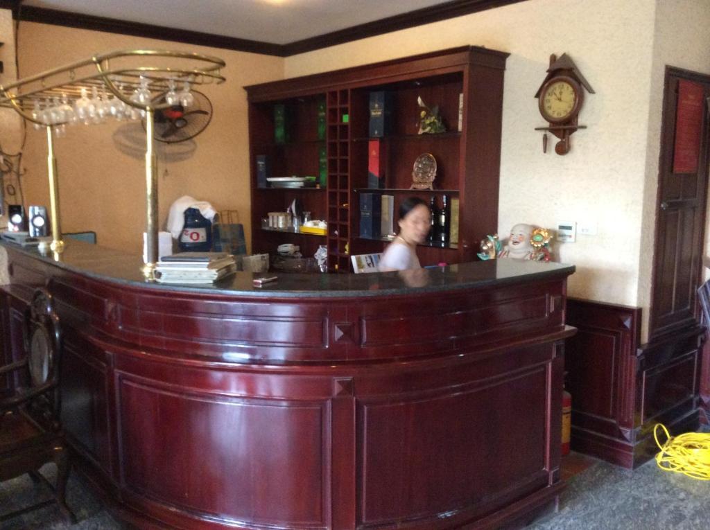 Khách Sạn Khải Hoàn Hà Nội