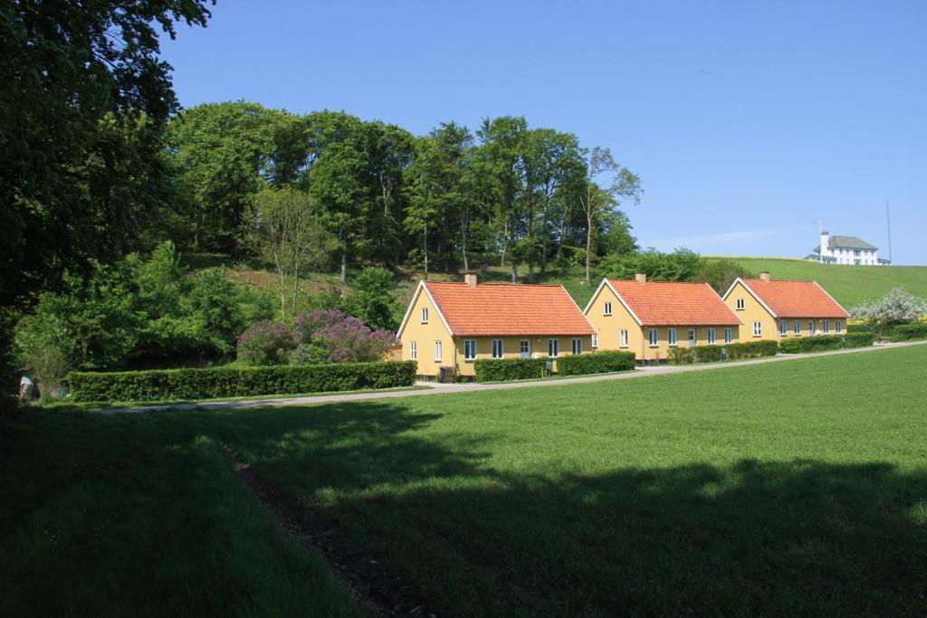 Vacation Home Vejrhoj Holiday House Farevejle Denmark Booking Com