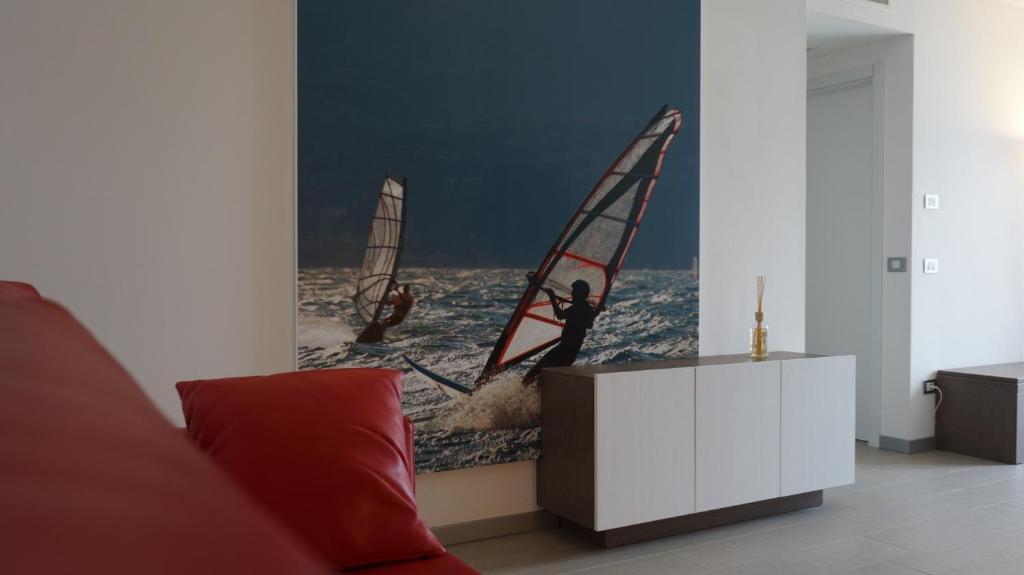 Residence Rivachiara (check-in at Hotel Riviera in Viale Rovereto, 95)
