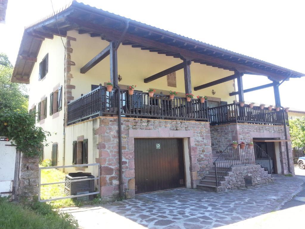 Casa Rural Larraldea Elizondo Spain Booking Com
