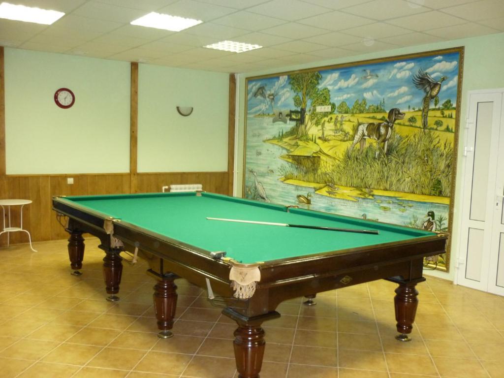 Бильярд в Райская Лагуна Омск
