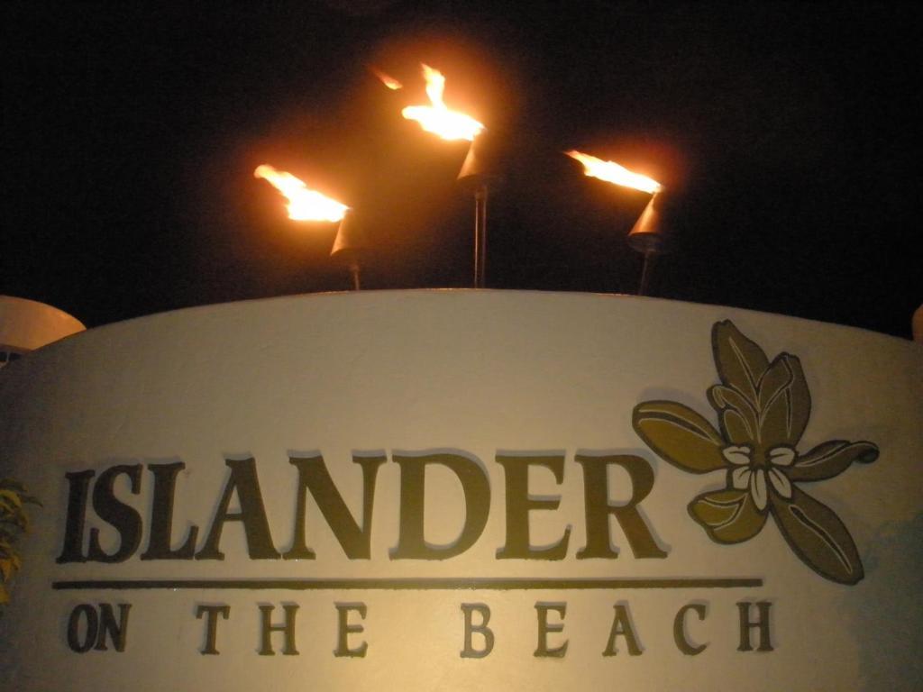 Islander On The Beach #252
