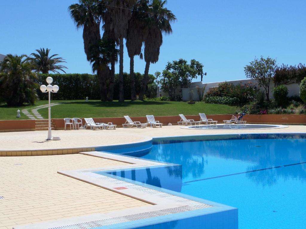 A piscina em ou perto de Hotel Luar