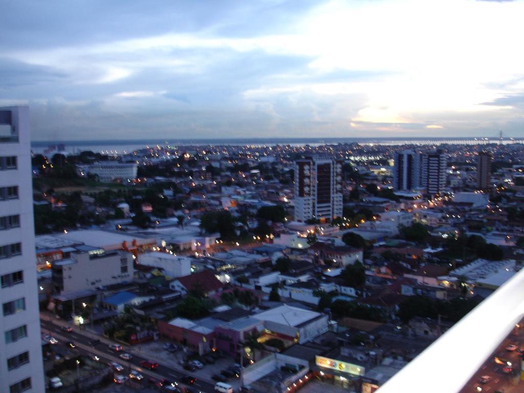 A bird's-eye view of Apartamento Residencial Vida