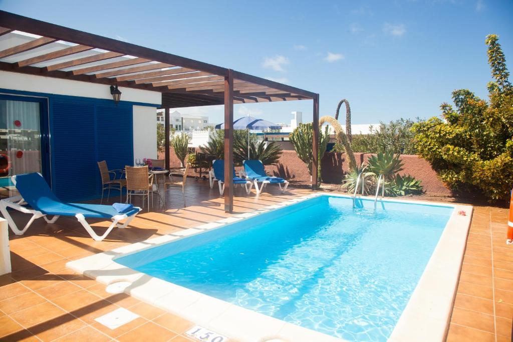 Villas Las Marinas (Spanje Playa Blanca) - Booking.com