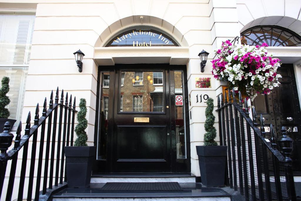 Fachada o entrada de Marylebone Inn