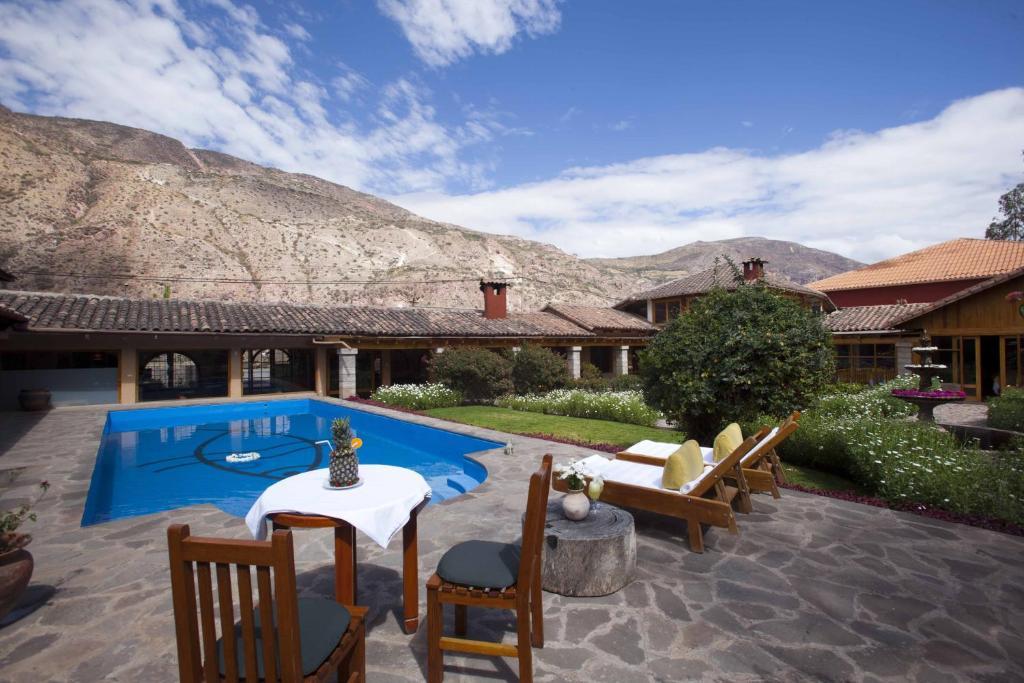 Hotel San Agustin Urubamba Peru